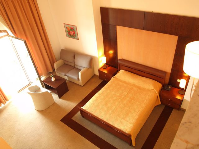 Aristoteles Holiday Resort & SPA - Double standart room